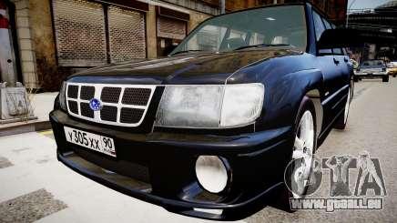 Subaru Forester 1997 v1.0 pour GTA 4