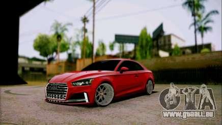 Audi S5 2017 für GTA San Andreas