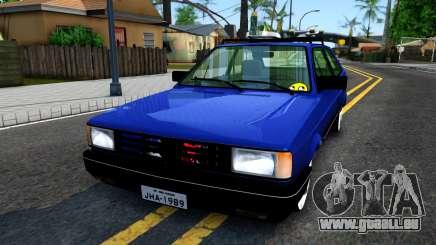 Volkswagen Gol GTI Troll Face für GTA San Andreas
