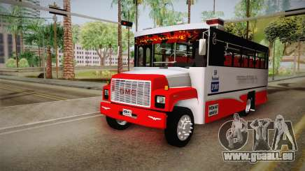 Chevrolet Kodiak B70 Colombia pour GTA San Andreas