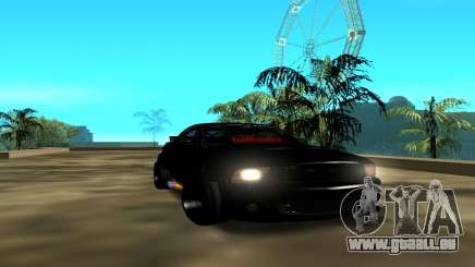 Ford Mustang Custom pour GTA San Andreas