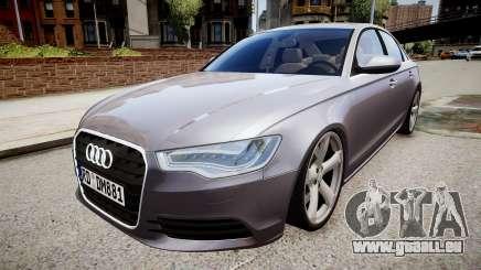 Audi A6 2012 Style für GTA 4