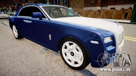 Rolls-Royce Ghost 2013 für GTA 4