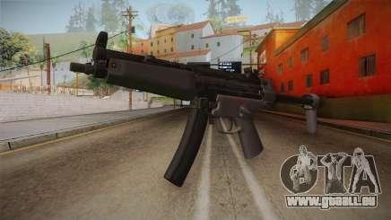 CoD 4: MW Remastered MP5 pour GTA San Andreas