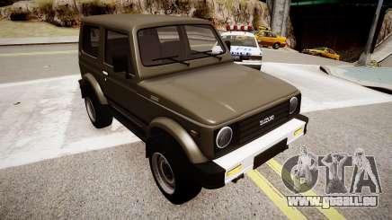 Suzuki Samurai v1.0 für GTA 4