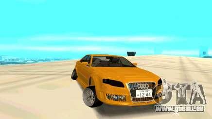 MarkJzx100Audi pour GTA San Andreas
