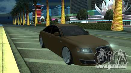 Audi A6 STANCE für GTA San Andreas