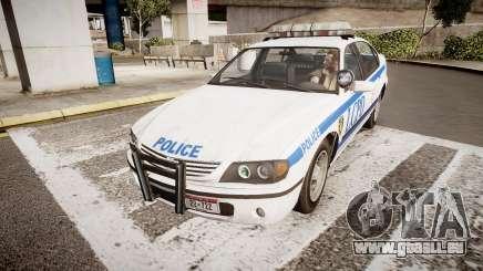 Police Patrol V2.3 für GTA 4