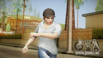 GTA 5 Online Skin Female Mail pour GTA San Andreas