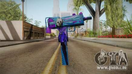 Vindi Halloween Weapon 6 pour GTA San Andreas