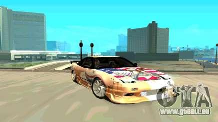 Nissan SX 180 für GTA San Andreas