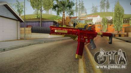Deadshot Style Carabine pour GTA San Andreas