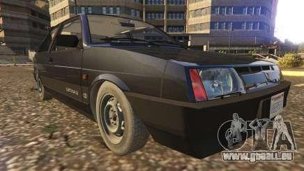 VAZ-2108 pour GTA 5