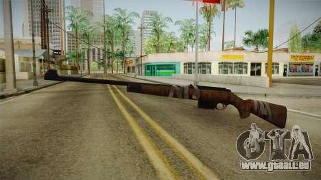Survarium - TOZ-122 pour GTA San Andreas