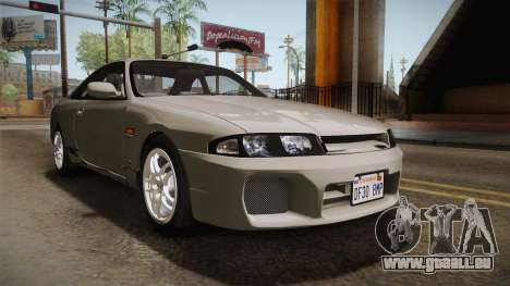 Nissan Skyline GTS25-t Mk.IX R33 Paintjob pour GTA San Andreas