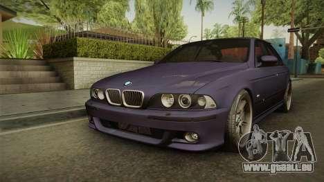 BMW M5 E39 Stock 2001 für GTA San Andreas