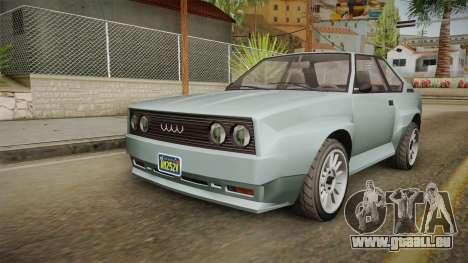 GTA 5 Obey Omnis Normal pour GTA San Andreas