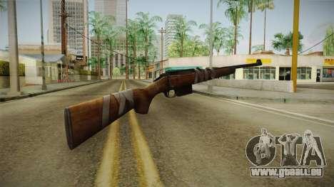 Survarium - TOZ-122 pour GTA San Andreas deuxième écran