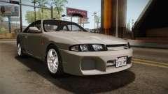 Nissan Skyline GTS25-t Mk.IX R33 Paintjob