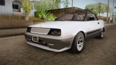 GTA 5 Dinka Blista Cabrio
