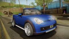 GTA 5 Weeny Issi Countryboy Cabriolet