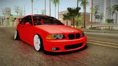 BMW 3 Series E46 CamberKinG