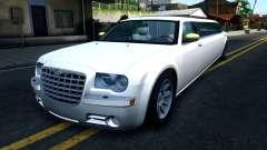 Chrysler 300C Limo 2007 IVF pour GTA San Andreas