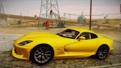 Dodge Viper SRT 2013 für GTA San Andreas