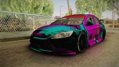 Ford Focus Sedan 2009 Edited Paintjob für GTA San Andreas
