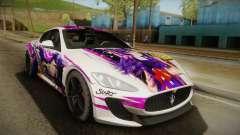 Maserati GranTurismo 2014 GOODSMILE Racing für GTA San Andreas