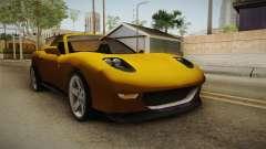 Driver: PL - MX2000 Cabrio für GTA San Andreas