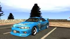 Nissan Skyline GTS25-t Mk.IX [R33] IVF Tunable