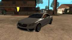Mercedes-Benz CLS 63 AMG Armenian