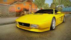 Ferrari 512 TR FBI