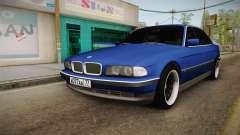 BMW 730d E38