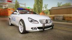 Mercedes-Benz CLS 500 Turkish Police