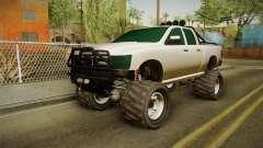 GTA 5 Bison 4x4