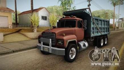 Mack RD690 Dumper 1992 v1.0 für GTA San Andreas