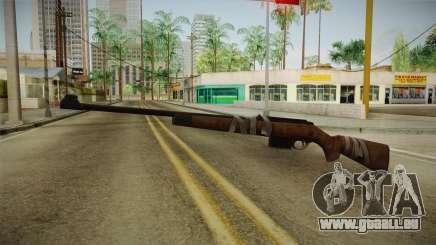 Survarium - TOZ-122 für GTA San Andreas
