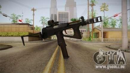 Battlefield 4 - PP-2000 pour GTA San Andreas