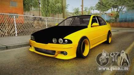 BMW M5 E39 FF4 pour GTA San Andreas