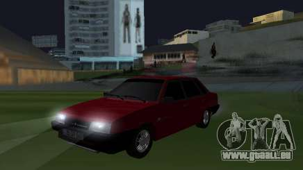 VAZ 21099 Armenian pour GTA San Andreas