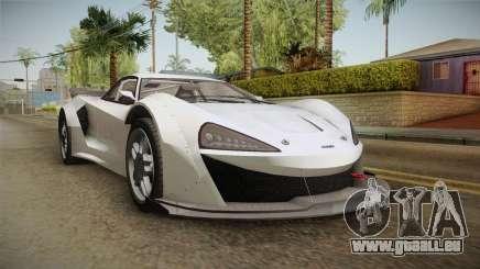 GTA 5 Progen Itali GTB Custom IVF für GTA San Andreas