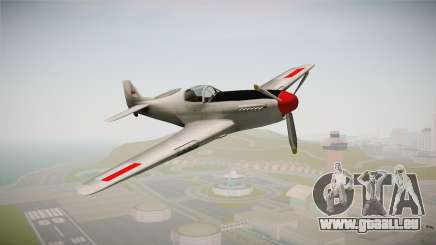 Rustler Indonesian Air Force v2 pour GTA San Andreas