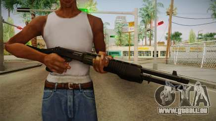 Remington 870 Army für GTA San Andreas