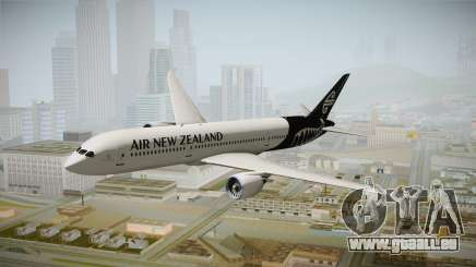 Boeing 787 Air New Zealand White Edition pour GTA San Andreas