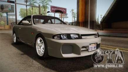 Nissan Skyline GTS25-t Mk.IX R33 Paintjob für GTA San Andreas