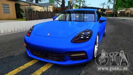 Porsche Panamera 4S 2017 v 5.0 pour GTA San Andreas