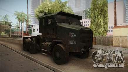 M1070 6x6 Oshkosh HET für GTA San Andreas
