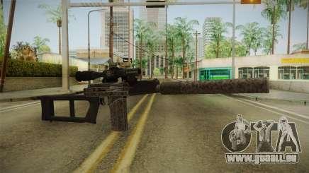 Survarium - VSK-94 Camo für GTA San Andreas
